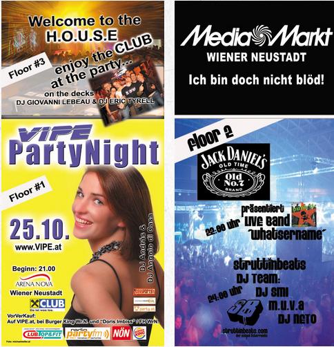Struttinbeats-wiener-neustadt-VIPE Partynight