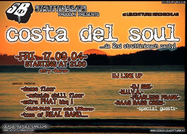 Struttinbeats-wiener-neustadt-Costa Del Soul