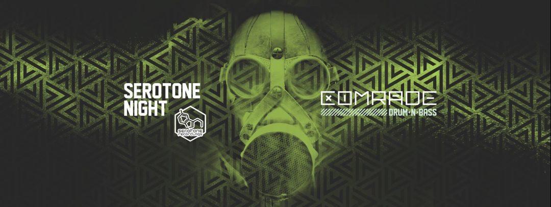COMRADE DNB presents SEROTONE RECORDINGS