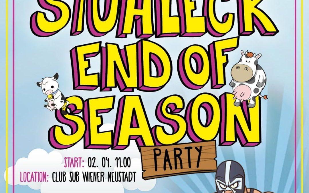 Snowpark Stuhleck Season Ending Party