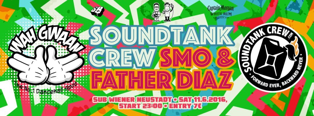 Wah Gwaan Saturdays with SMO & FATHER DIAZ