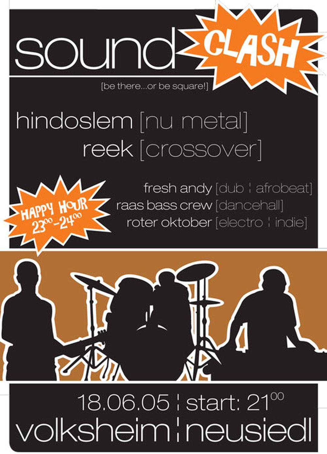 Soundclash Pernitz - 18.6.05